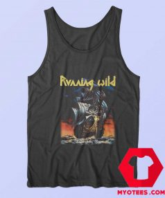 Vintage Running Wild Under Jolly Roger Tank Top