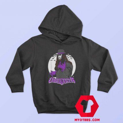 WWE Vintage Undertaker With Logo Hoodie