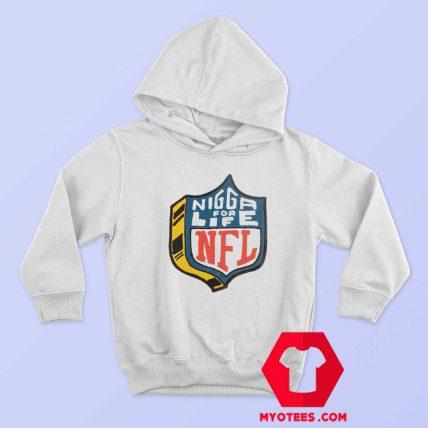 4Hunnid NFL Logo Parody Unisex Hoodie