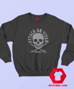 Attack On Titan Scout Skull Unisex Sweatshirt