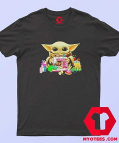 Baby Yoda Sewing Quilting Unisex T Shirt