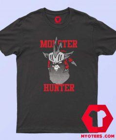 Bape x Capcom Monster Hunter Unisex T Shirt