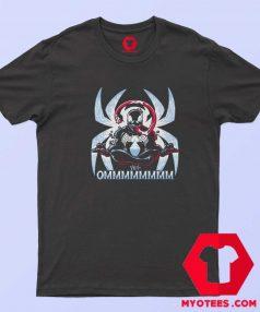 Cool Marvel Superhero Venom Ohmm T Shirt