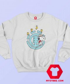 Cute Element x Peanuts Emerge Sweatshirt