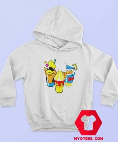 Disney Mickey Mouse Friends Smoothies Hoodie