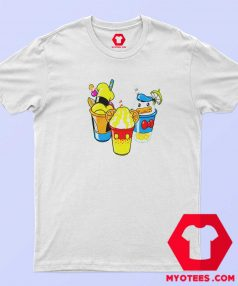 Disney Mickey Mouse Friends Smoothies T Shirt