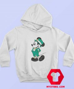 Disney Mickey Mouse Leprechaun Mickey Hoodie