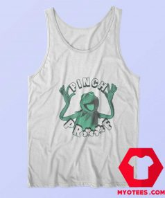 Disney Muppets The Frog St Patrick Day Tank Top