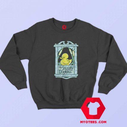 Disney Tangled Snuggly Duckling Sign Sweatshirt