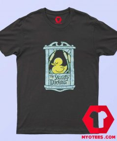 Disney Tangled Snuggly Duckling Sign T Shirt