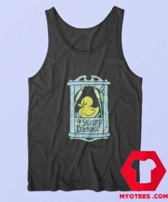 Disney Tangled Snuggly Duckling Sign Tank Top