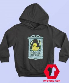 Disney Tangled Snuggly Duckling Sign Unisex Hoodie