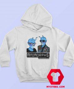 Funny Animorphs Couple Alien Graphic Hoodie