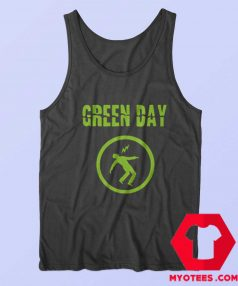 Green Day Warning Album Cover Unisex Tank Top
