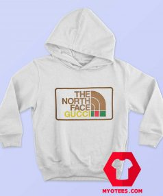 Gucci x The North Face Beige Unisex Hoodie