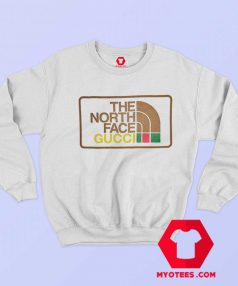 Gucci x The North Face Beige Unisex Sweatshirt
