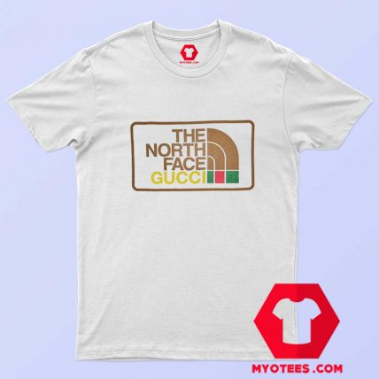 Gucci x The North Face Beige Unisex T Shirt