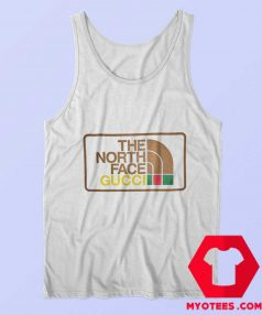 Gucci x The North Face Beige Unisex Tank Top