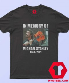 In Memory Of Michael Stanley Shirt Vintage T Shirt