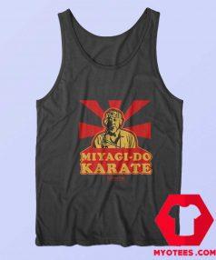 Karate Kid Mr Miyagi Do Unisex Tank Top