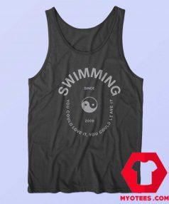 Mac Miller Swimming Yin Yang Unisex Tank Top