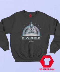 Marvel WandaVision SWORD Mission Sweatshirt