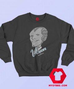 Marvel WandaVision Vision Grins Unisex Sweatshirt