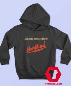 Michael Stanley Band Heartland Rare Unisex Hoodie