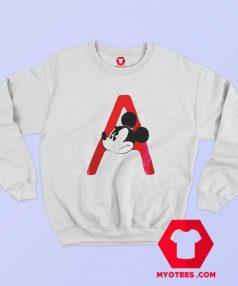 Mickey Punk Anarchy Big Logo Unisex Sweatshirt