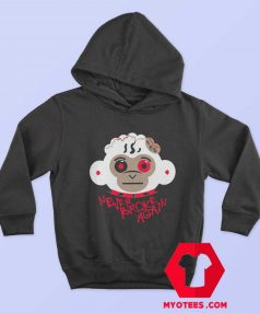 Monkey Head Never Broke Again Hoodie