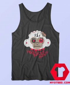 Monkey Head Never Broke Again Tank Top