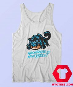 Nightmare On Mint Street Unisex Tank Top