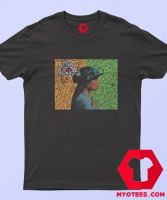 Poetic Justice Janet Jackson Distressed 90s T Shirt