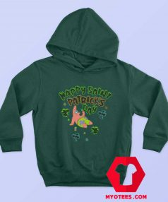SpongeBob Happy Saint Patrick Day Bubbles Hoodie