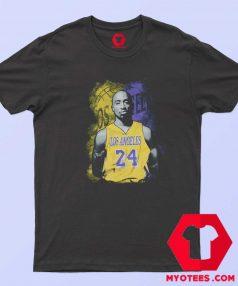 Tupac Shakur Los Angeles Lakers T Shirt