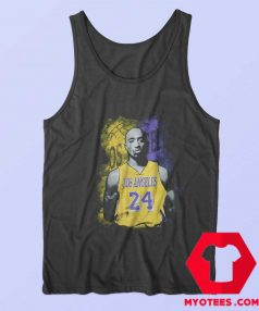 Tupac Shakur Los Angeles Lakers Tank Top