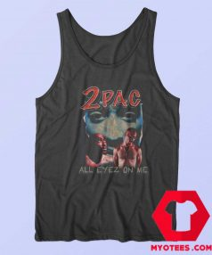 Vintage Album Tupac All Eyez Unisex Tank Top