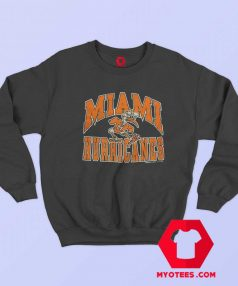 Vintage Miami Hurricanes Unisex Sweatshirt