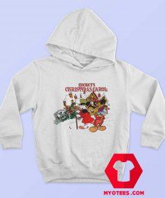 Vintage MickeyChristmas Carol Unisex Hoodie
