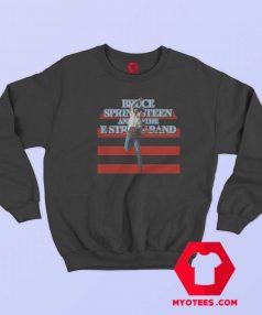 Vintage Rare Bruce Springsteen Tour Sweatshirt