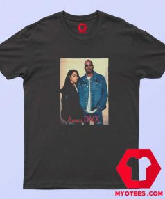 Aaliyah With Earl Simmons DMX Unisex T Shirt
