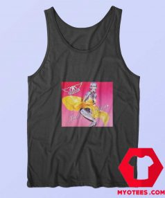 Aerosmith Just Push Play Album Unisex Tank Top