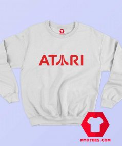Atari Ringer Retro Gaming Zone Unisex Sweatshirt