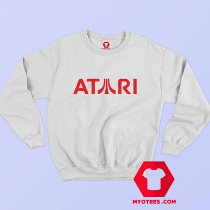 Atari Ringer Retro Gaming Zone Unisex Sweatshirt