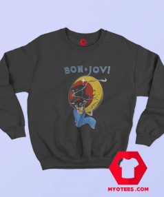 Bon Jovi Rock Your Ass Off Unisex Sweatshirt