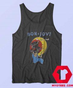 Bon Jovi Rock Your Ass Off Unisex Tank Top