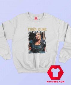 Cara Dune Star Wars Mandalorian Unisex Sweatshirt