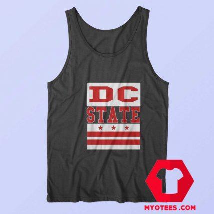 DC Statehood No Taxation Representation Tank Top