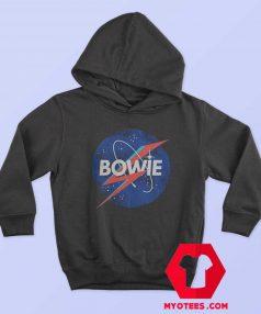 David Bowie NASA Mashup Ziggy Stardust Hoodie