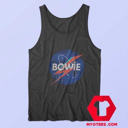David Bowie NASA Mashup Ziggy Stardust Tank Top